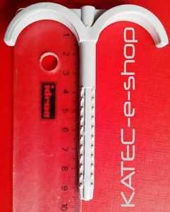 Rohrhaken Rohrschelle Schelle Rohrbefestigung  8x95mm doppel