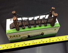 QL005 Model Train Railway Layout Suspension bridge drawbridge 1:150 N Scale
