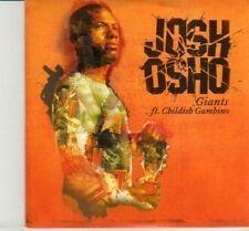 (DJ148) Josh Osho, Giants ft Childish Gambino - 2011 DJ CD