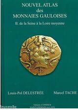 Delestrée/Tache, Nouvel Atlas des monnaies gauloises, Tome II, Ed. Commios, 2004