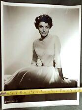 Vintage Beauty Original Photograph of Anne Bancroft 8x10