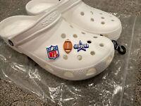 3 Dallas Cowboys, NFL, Shoe Charms For Crocs