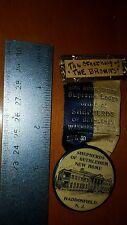 1929 SUPREME LODGE Order of Shepherds of Bethlehem MEDAL PIN BADGEWASHINGTON DC