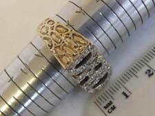 Cubic Zirconia Yellow Gold Fine Jewellery
