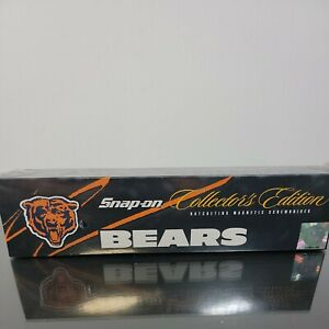 Snap-On Collectors Edition NFL Chicago Bears Ratcheting Magnetic Screwdriver