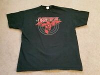 2003 marvel comics daredevil mad engine shirt size xl