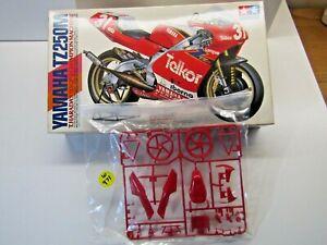 Tamiya 1:12 Scale Yamaha TZ250M '93 Sprue 'B' Red Parts Only