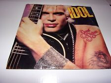 "45"" Billy Idol: Sweet Sixteen / Beyond Belief / With Pic Sleeve / 1987"