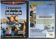L'EQUIPEE INFERNALE - Avec Michael DUDIKOFF -  1992 - 95 mn - NEUF
