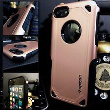 iPhone 8  Spigen Rose Gold Hybrid Case Heavy Duty Shock Resistant Rugged Cover