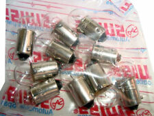 100 x NEW Fit for Royal Enfield 12V- 3W PARKING/TURN PILOT SPEEDO METER BULBS