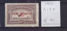 ! Argentina 1932.  Air Mail Stamp. YT#A19P . €40.00 !
