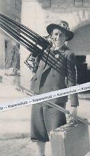 David Zogg - Vitter - Skirennfahrer - Schweiz     1933  L 12-22