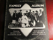 "RARE REGGAE LP: ""FAMILY ALBUM"" 1980 JAH LIFE 1ST PRESS TONY TUFF ROOTS RADICS ++"