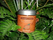 Yankee Candle Spiced Pumpkin Fragrance Spheres 6 Oz Jar Odor Neutralizing
