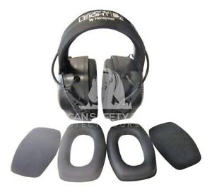 Howard Leight Impact Pro Shooter's Electronic Earmuff Sport Tool w/ HYGIENE KIT