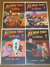 RETURN OF ALISON DARE LITTLE MISS ADVENTURES # 1 - 3 + ONE-SHOT NM  ALL AGES FUN