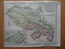1759 - GIBSON - Map MARTINICO GUADALOUPE  Martinique Guadeloupe