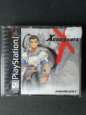 Playstation PS1  Xenogears Label US  NEUF/Scellé - NEW FACTORY SEALED