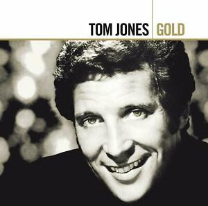 TOM JONES GOLD (1965-1975) 2-CD SET (42 CLASSIC TRACKS)