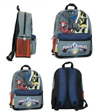 Personalised Power Rangers Ninja Steel Drawstring Canvas Gym// PE Bag