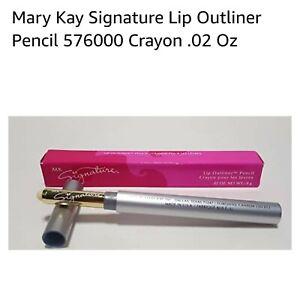 Mary Kay Signature Lip Outliner Pencil Crayon 576000 .02 oz Lipliner NIB