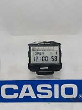 RARE Vintage CASIO DBC 610 LCD Data Bank calculator watch movement FOR PARTS