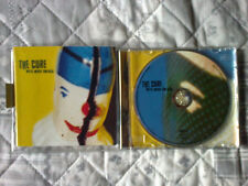 CURE - WILD MOOD SWING - CD 1996 robert smith post punk new wave NM/EX+ nephilim