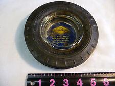 Good Year Tire ash tray DEL PASO RECAP -3419 RIO LINDA BLVD.-DEL PASO HEIGHTS,CA