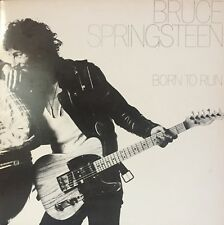 BRUCE SPRINGSTEEN Born To Run LP Gatefold with Promo Inner UK Release