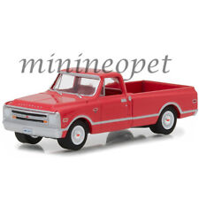 GREENLIGHT 27940 B 1968 CHEVROLET C-10 PICK UP TRUCK 100th ANNIVERSARY 1/64 RED