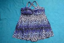 Target Belle Curve Firming Tummy Panel One Piece Swimsuit -dress Size 18