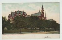 Unused Postcard St Josephs Hospital Lancaster Pennsylvania PA