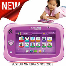 Leap Frog LeapPad Ultimate Pink│Kid's Tablet With Wi-Fi,8GB Memory& 800Games│+3y