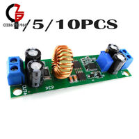 1-10PCS 6.5-60V to 1.25-30V DC-DC Adjustable Buck Converter Step down Module