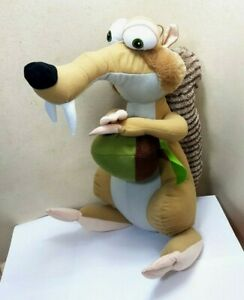 Ice Age Large Scrat Soft Toy Plush 17 Inch Tall