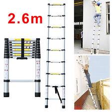 2.6M Telescopic Ladder Multi-Purpose Extension Ladder Multi Extension Extendable