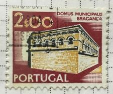 Portugal stamps - Bragança City Hall   2 escudo 1974