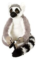 Lemur 30 cm Stuffed Animal Toy Wild Republic 10948