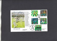 2002 Circus Old England XI Hove (Woodford Sports) Official FDC