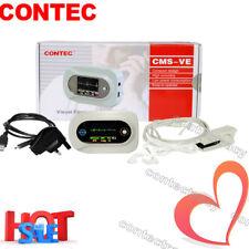 CE&FDAMultifuncionales fonendoscopio electrónico ECG SPO2 PR CMS-VE estetoscopio