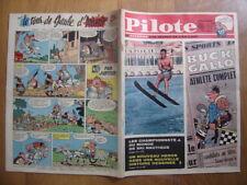 1963 PILOTE 202 pilotorama Rodéo des rodéos BANDE DESSINEE BD