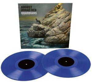 August Burns Red - Guardians - New Transparent Sea Blue Vinyl 2LP