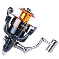 Goture Metal Coil Spinning Fishing Reel 11BB5.2:1 Long Casting Carp Fishing Reel