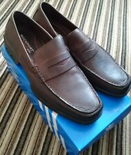 Adidas torsion X Rockport shoes loafers size 11 originals deadstock