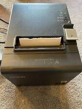 POS Thermal Receipt Printer Epson TM-T20II Built-in USB + Ethernet