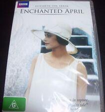 Enchanted April (Elizabeth Von Atnim) (Australia Region 4) BBC DVD – New