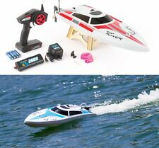 Firelands Helion RIVOS Brushed Water Rocket RC Boat: Ready To Run, Watercooled