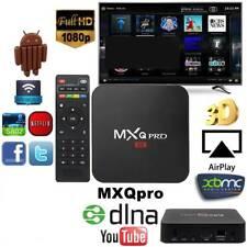 MXQ PRO 4K Android 5.1 Quad Core Smart TV Box S905W HDMI Wifi TV Media Streamer