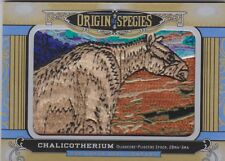 Chalicotherium 2016 UD Goodwin Champions Origin Of Species Relic OS-226